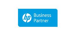hp business logo